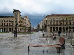 Viajar en tren Pamplona-Sevilla y Pamplona-Málaga