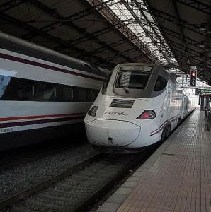 Billetes tren Alvia