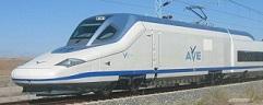 Tren Talgo 350