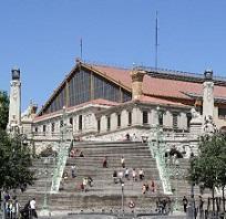 Estación de Ave en Marsella