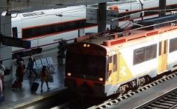 Billetes tren para la estación Santa Justa, Sevilla