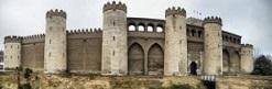 Visita La Aljafería en Zaragoza con los mejores precios en los billete Ave Zaragoza