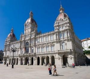 Billetes de tren Barcelona A Coruña con descuentos en noviembre