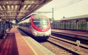 Se suspenden y modifican varios trenes por la llegada del Ave a León, Palencia y Valladolid
