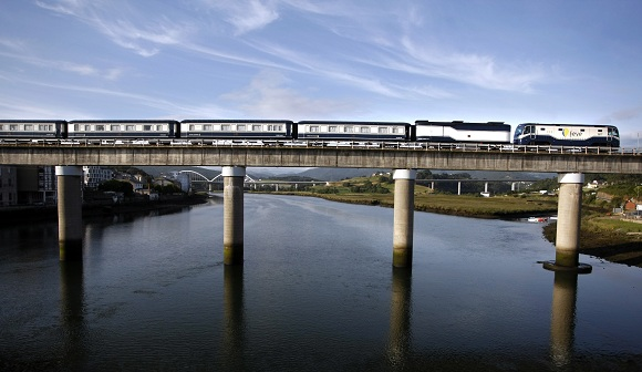Disfruta viajando en los trenes turísticos con descuentos del 20%