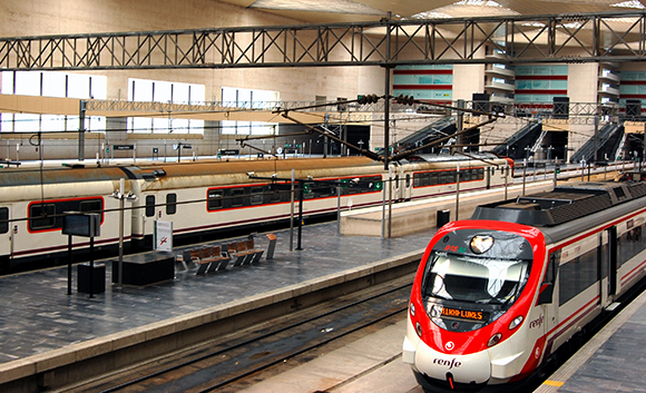 Plazas extra para viajar en tren a las fiestas de Huesca
