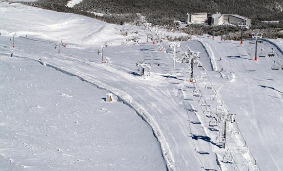 Estación de esquí Cabeza de Manzaneda