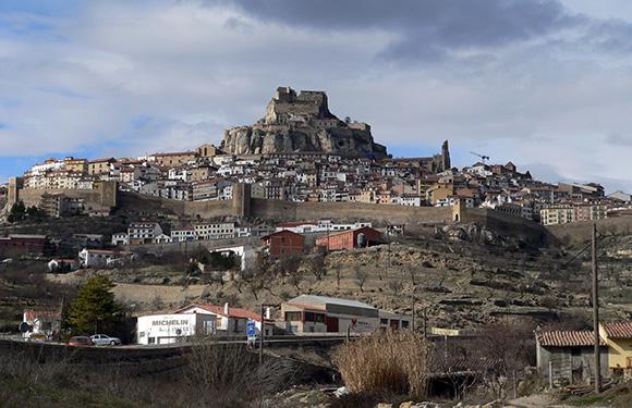 Disfruta de Morella viajando en tren a Castellón