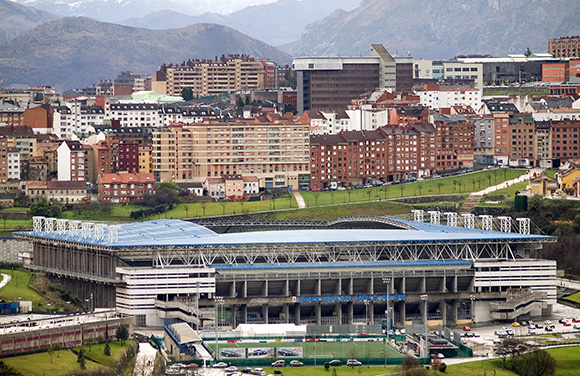 Disfruta de un viaje barato en tren a Oviedo