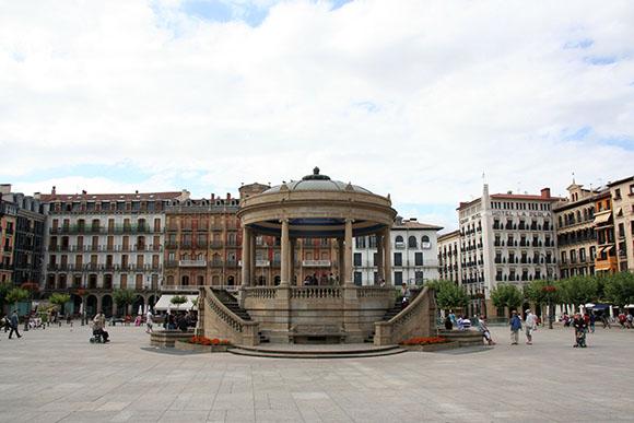 Aprovecha la Semana Santa para viajar en tren a Pamplona