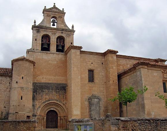 Conoce Burgos y sus iglesias románicas viajando en tren
