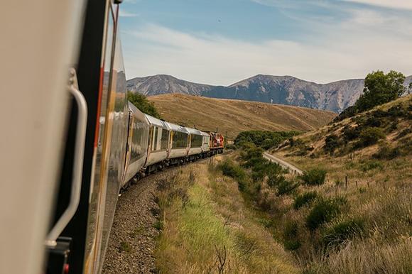 ¿Qué ventajas tiene viajar en tren?