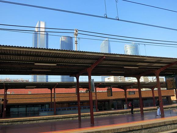 Los viajeros de los trenes Jerez Madrid han aumentado en verano 2017