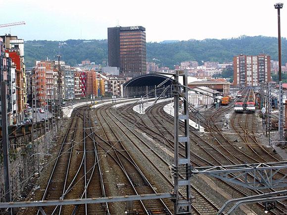 Se prevé que en 2023 funcione la nueva estación de trenes de Bilbao