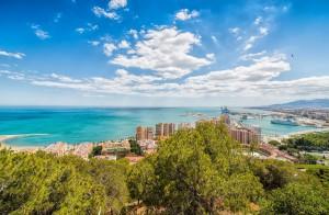 Viaja a Málaga en tren