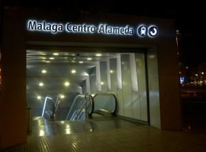Estación Renfe Málaga