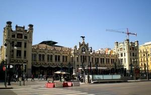Estación tren y Ave Valencia