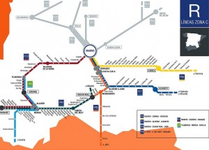 Trenes Extremadura