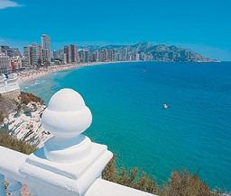 Viajar a Alicante en Ave