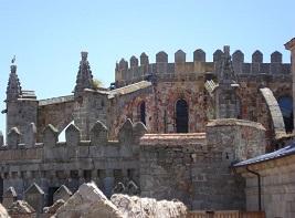 Murallas de la Catedral de Ávila