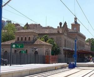 Estación de tren Toledo