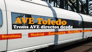 Billetes Ave directos a Toledo