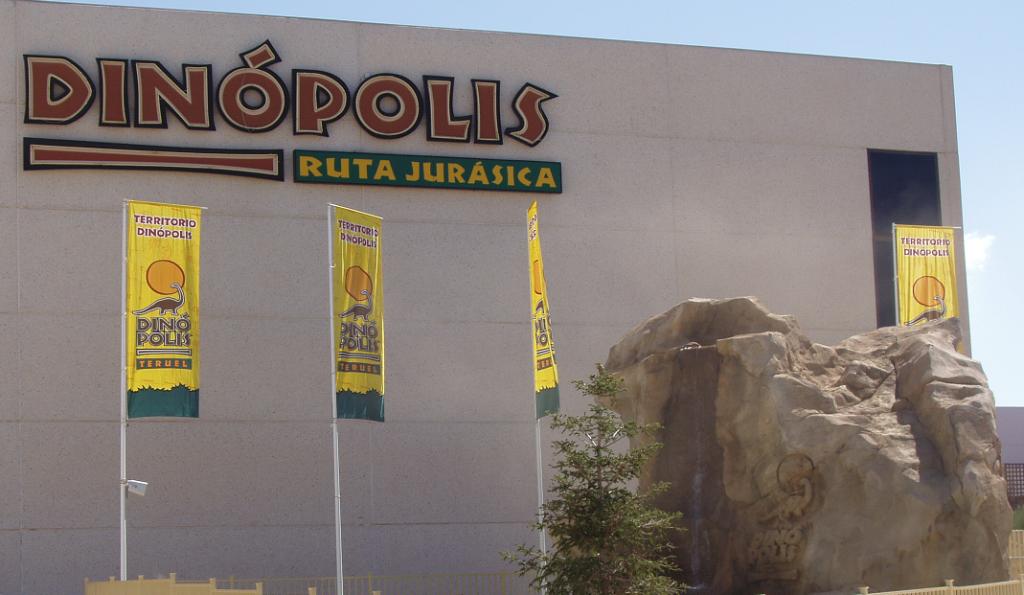 Fiestas y dinosaurios en Teruel