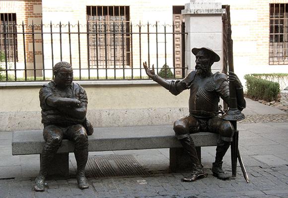 Disfruta del Tren de Cervantes