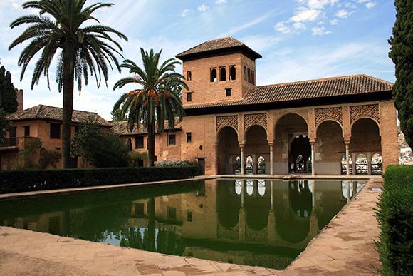 Aprovecha las vacaciones para conocer Granada