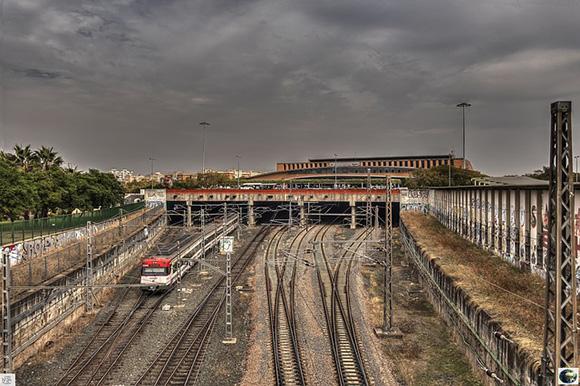 Los usuarios de los trenes de Ourense crecieron en 2017