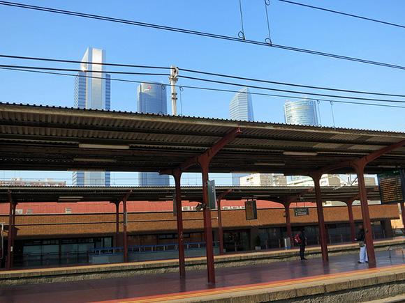Cambio de horario en verano 2018 de los trenes Madrid Almería