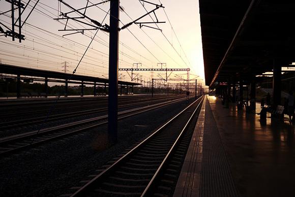 Nuevas obras en la línea de tren Zaragoza Sagunto 2018