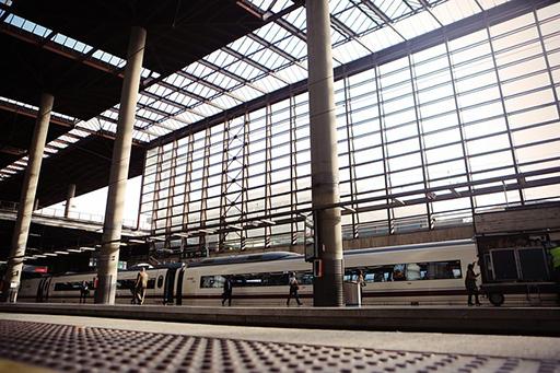 La remodelación de la estación de tren de Cartagena en 2019