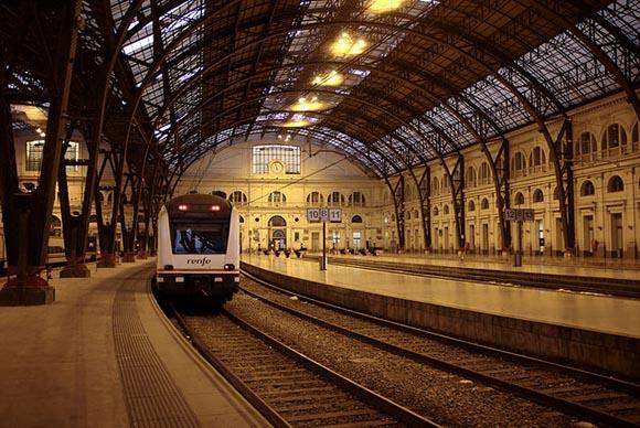 La accesibilidad de la estación de tren de Alcalà de Xivert 2019