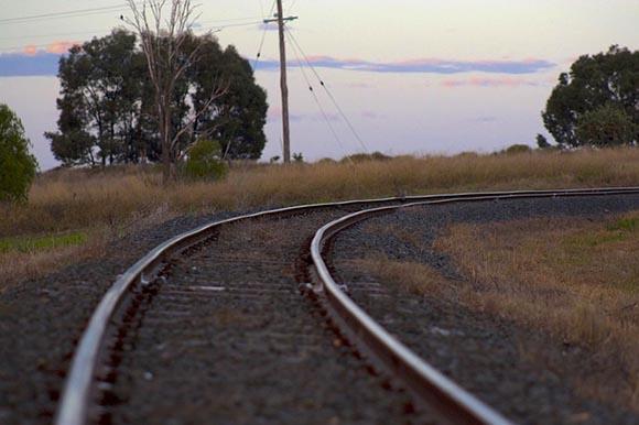 Obras para mejorar la línea de trenes Soria Torralba 2019