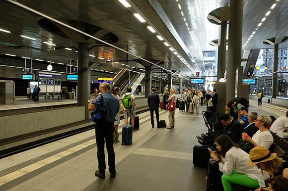 En 2018 crecieron los viajeros de trenes en Galicia