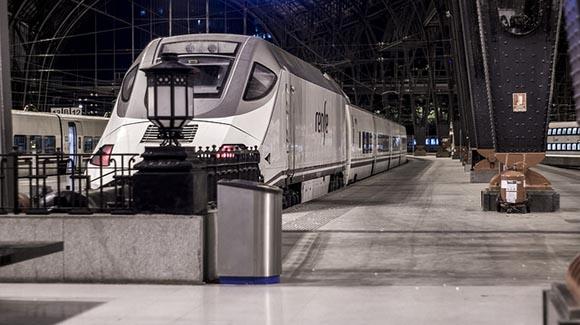 Trenes Madrid Murcia, tiempos y frecuencias en junio 2019