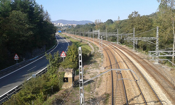 Adjudican la mejora de la línea de trenes Palencia Santander julio 2019