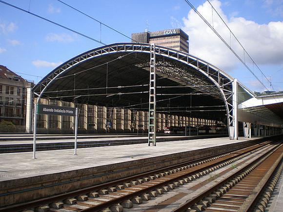 Mantenimiento preventivo en trenes Granada Algeciras julio 2019
