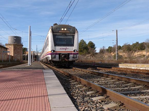Mejoras en los trenes de Extremadura octubre 2019