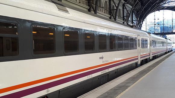 La rehabilitación de la estación de trenes de Tarancón este 2020