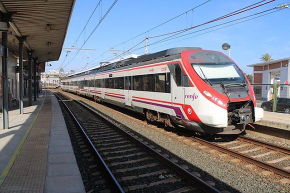 Los usuarios de los trenes Cádiz Madrid aumentaron en 2019