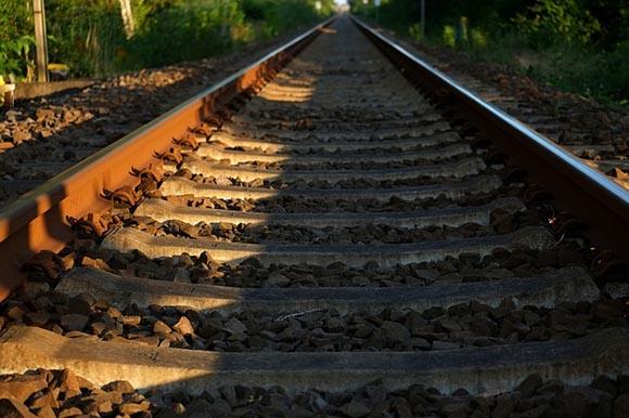 La línea de trenes La Coruña Irún en marzo 2020